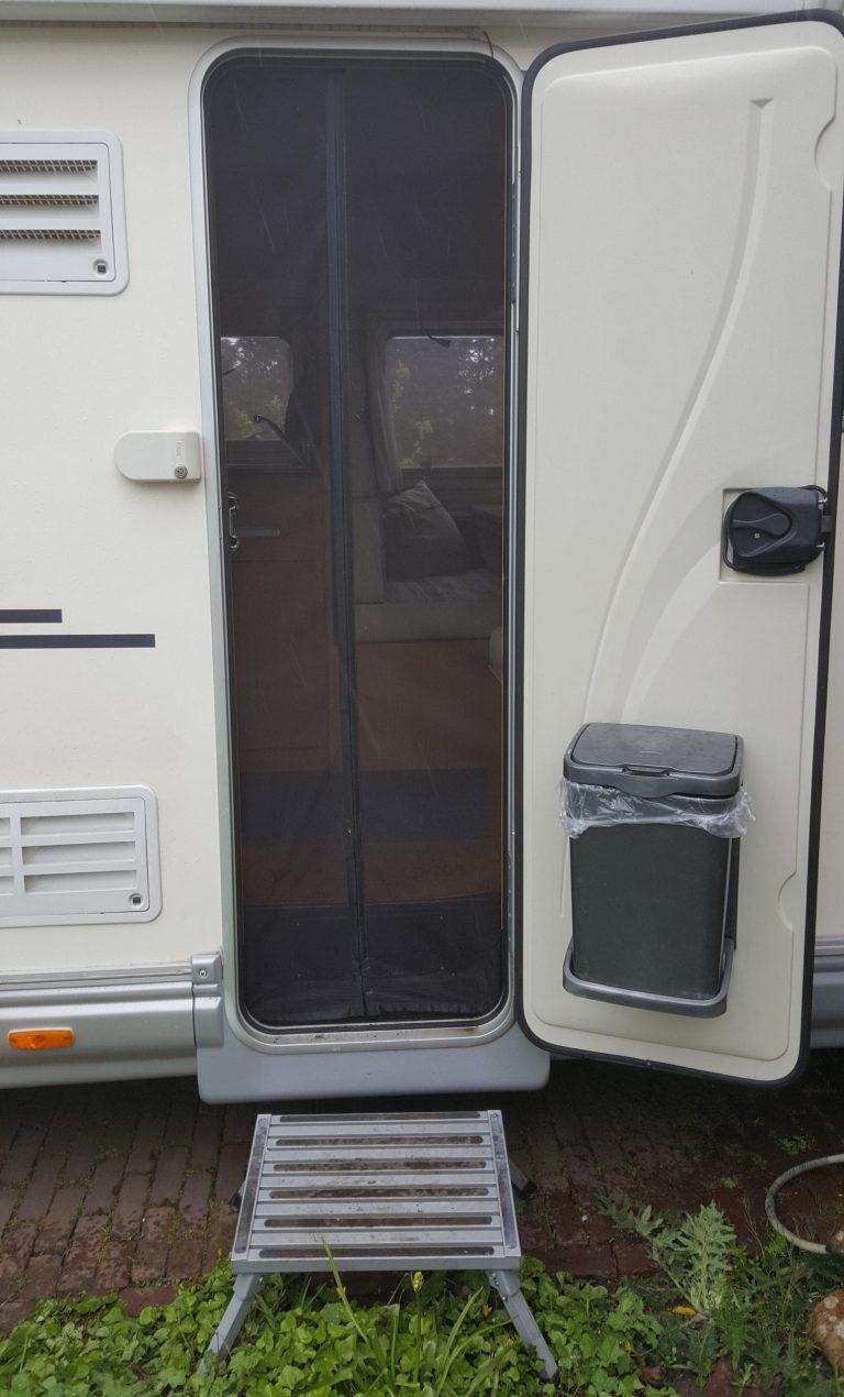 Ki-tec magnetisch vliegengordijn voor camper en caravan
